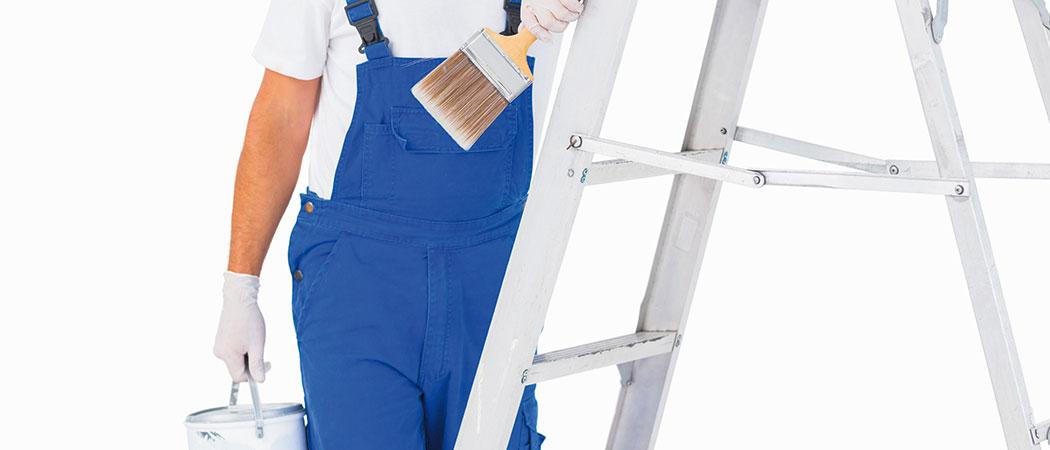 limpieza y pintura