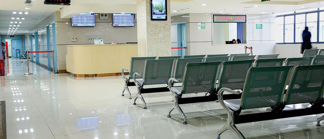 limpieza y mantenimiento de hospitales