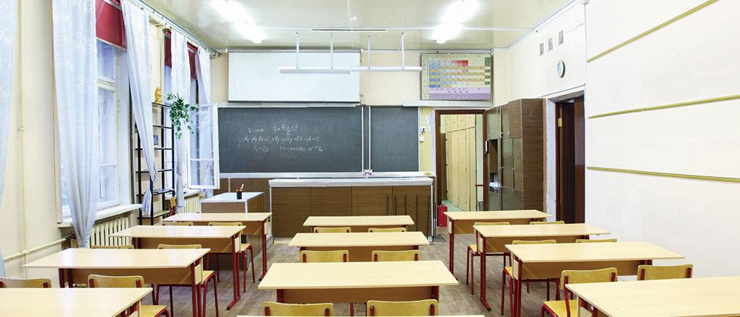 neteja d'escoles