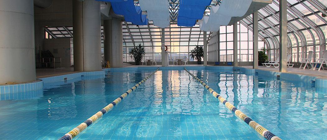 mantenimiento de piscinas y centros deportivos