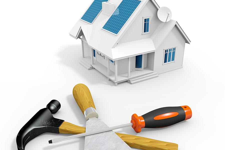 limpieza y mantenimiento de casas