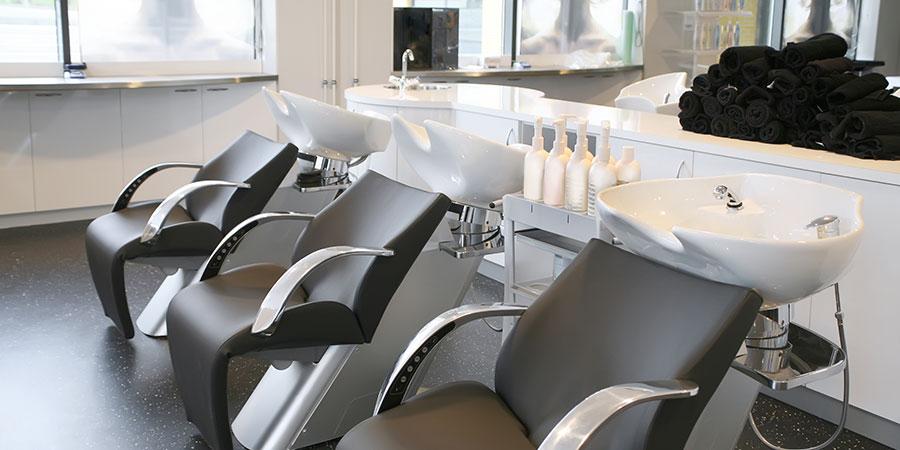 limpieza y mantenimiento de peluquerías